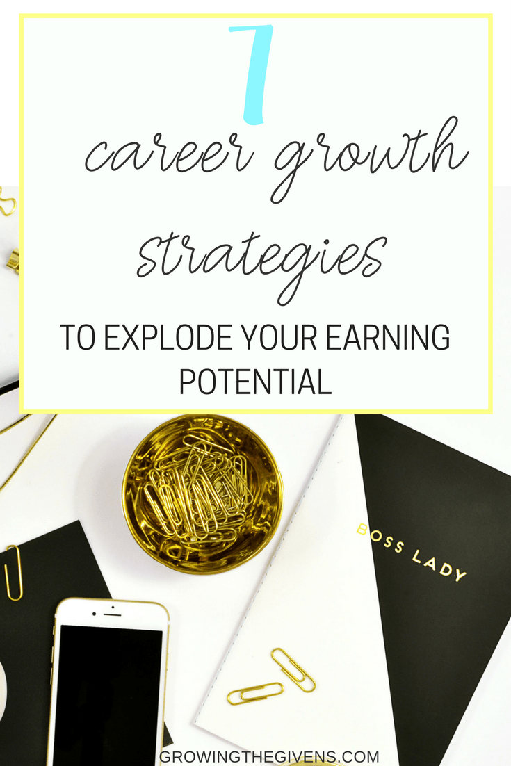 Women are a growing force in the workplace, but there is still ground to cover. Use this strategic career advice for women along with a few career growth products to jumpstart your career and explode your earning potential.