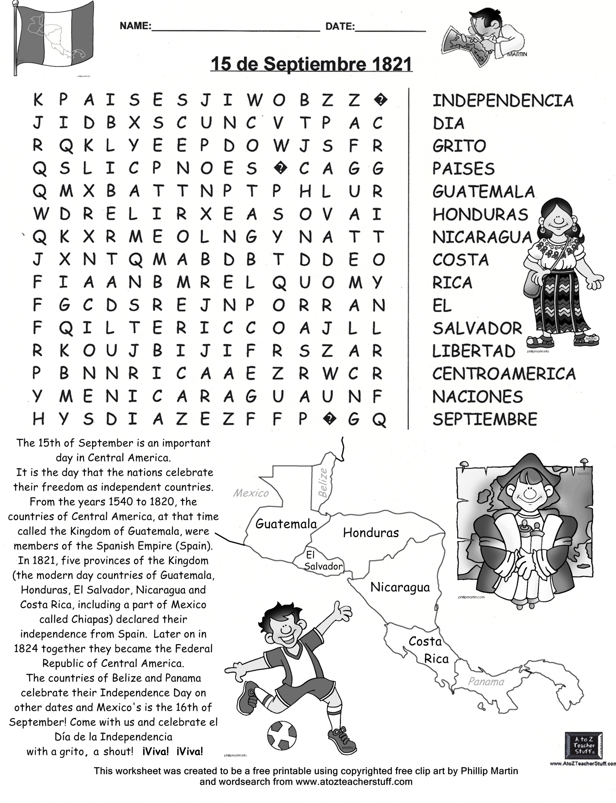 Guatemalan Crafts And Activities For Kids