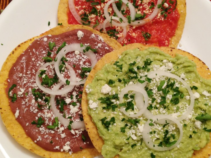 Traditional Guatemalan Tostadas Recipe