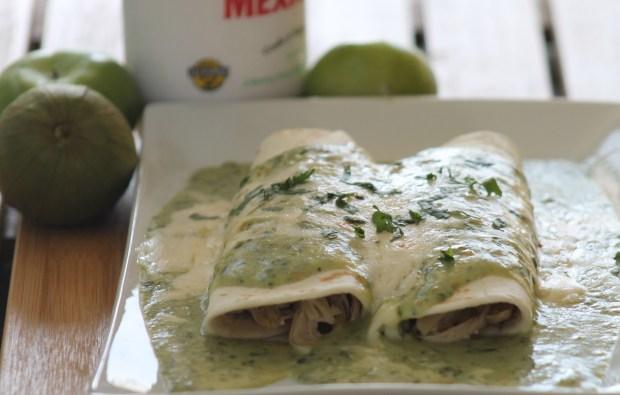 Easy enchiladas suizas recipe growing up bilingual enchiladas suizas forumfinder Gallery