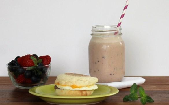 balanced breakfast #shop