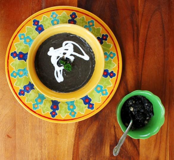 cream of huitlacoche soup cuitlacoche