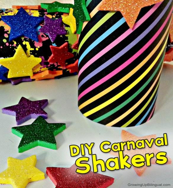 carnaval shakers