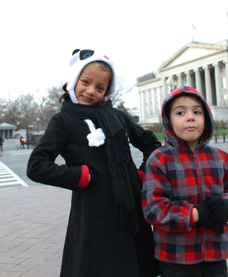 Visiting Washington D.C. with kids