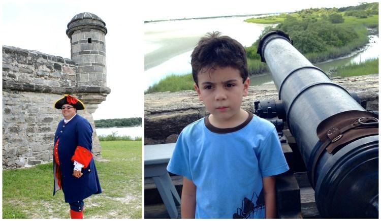 Matanzas fort St Augustine