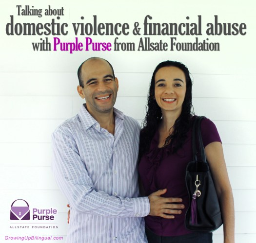 Purple purse Support