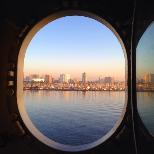 A Voyage Back In Time: Staying At The Queen Mary in Long Beach