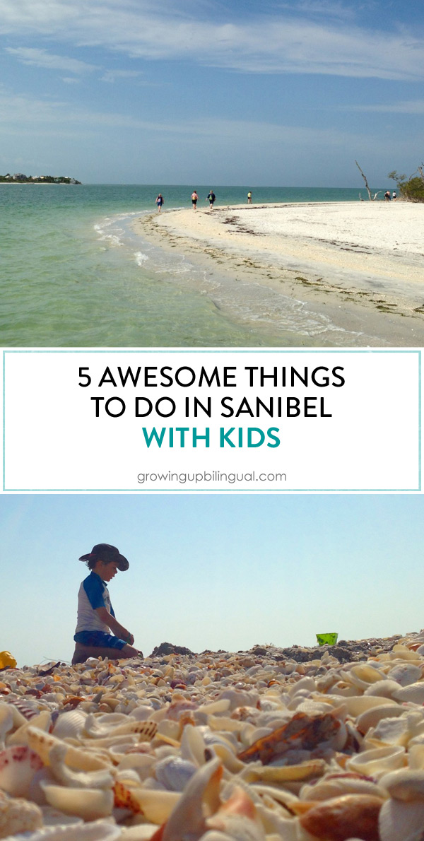 Things to do in Sanibel with Kids