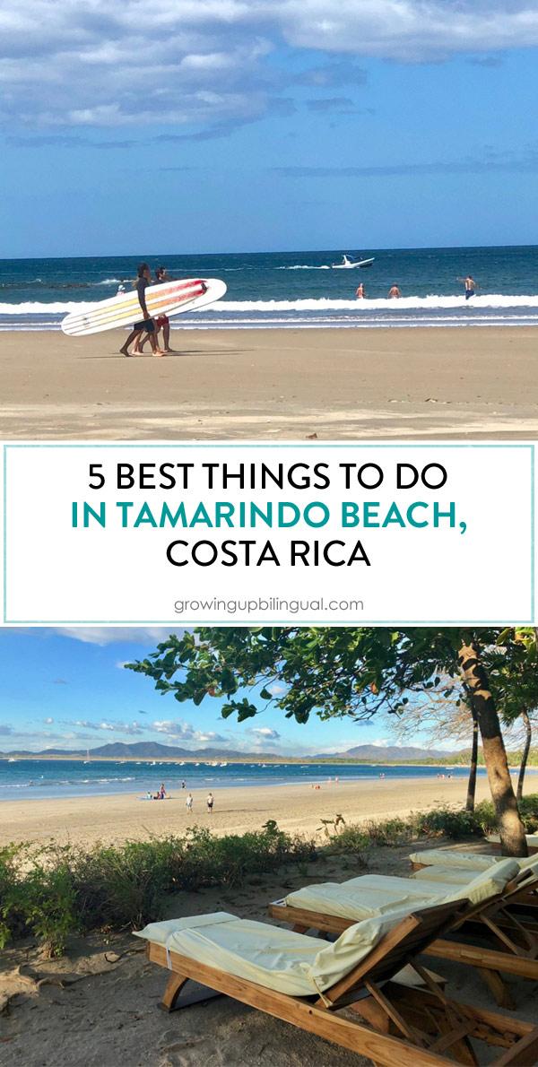 Best things to do in Tamarindo Beach Costa Rica