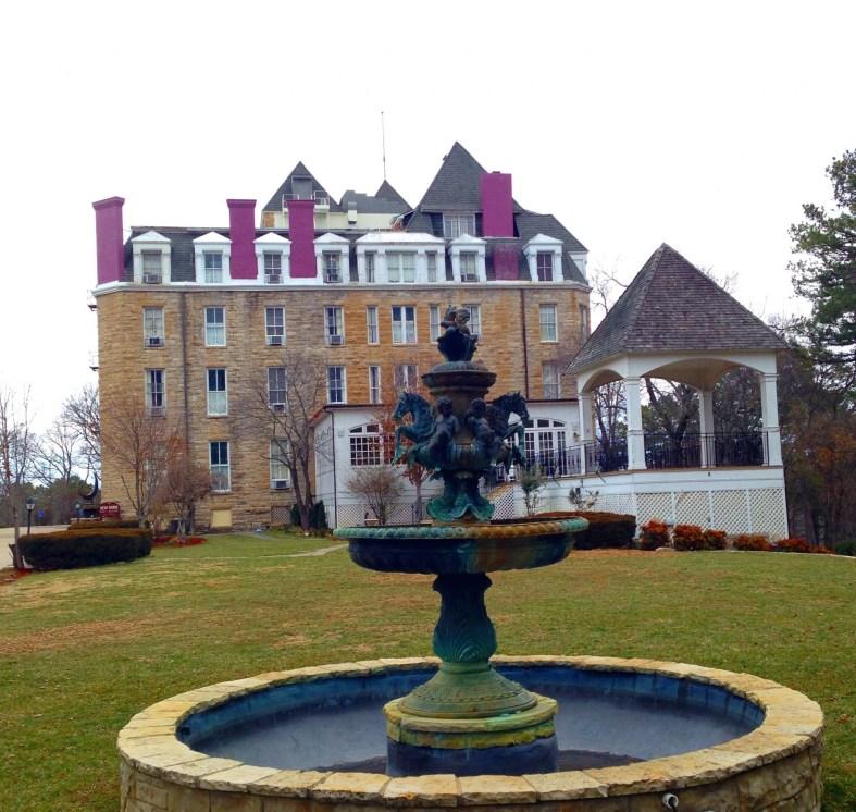 Crescent Hotel & Spa in Eureka Springs