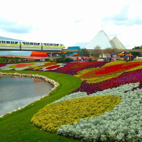 Epcot's Flower & Garden Festival
