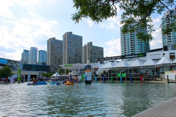 Toronto's Harborfront