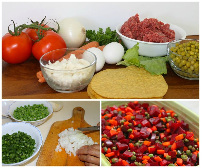 guatemalan enchiladas ingredients and preparation