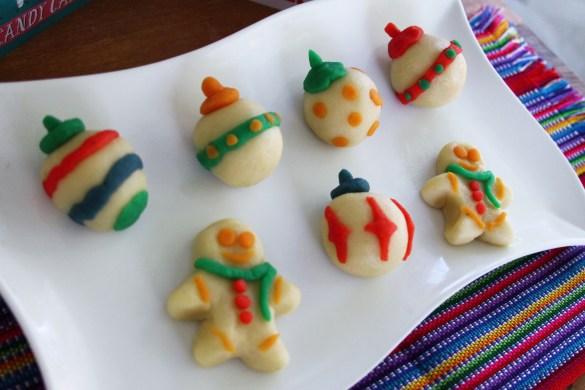 holiday shape treats