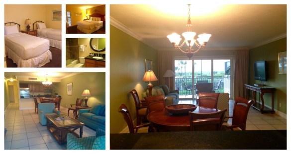 SouthSeas Island Resort villas