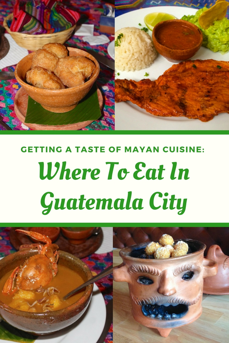 Where To Eat In Guatemala City