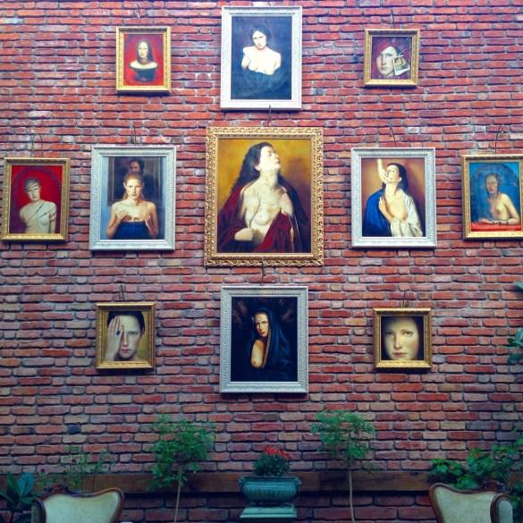 Sacred House hotel Urgup