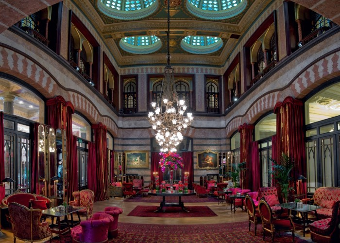 A Magical Journey Back In Time At The Pera Palace Hotel Jumeirah in Istanbul