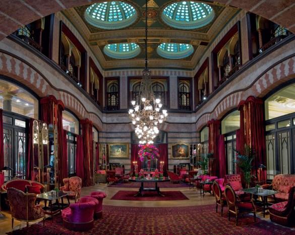 Pera Palace Kubbeli Saloon