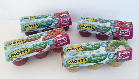 Mott's® Natural Applesauce