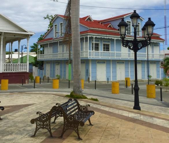 Victorian architecture in Puerto Plata