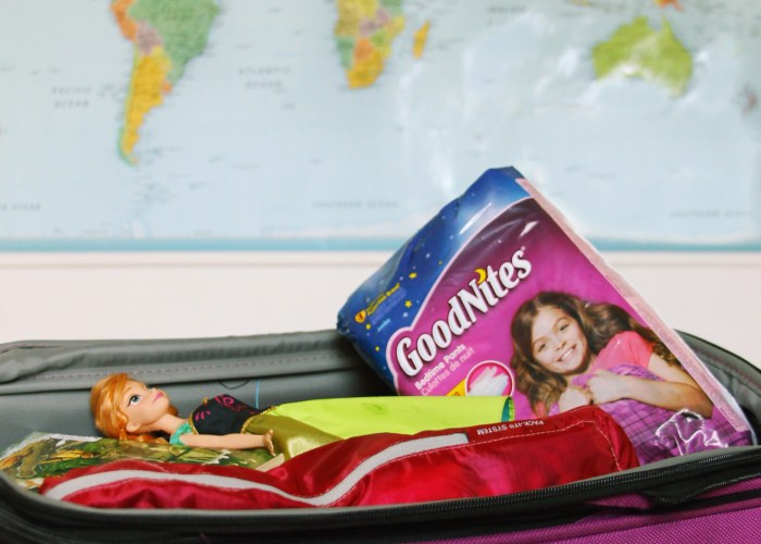 Tips For Traveling When Your Child Suffers From Bedwetting