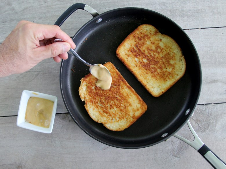 the secret to the ultimate grilled sandwich