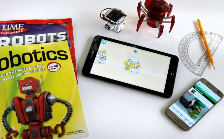 Android Apps That Teach Elementary Kids Coding and Programing