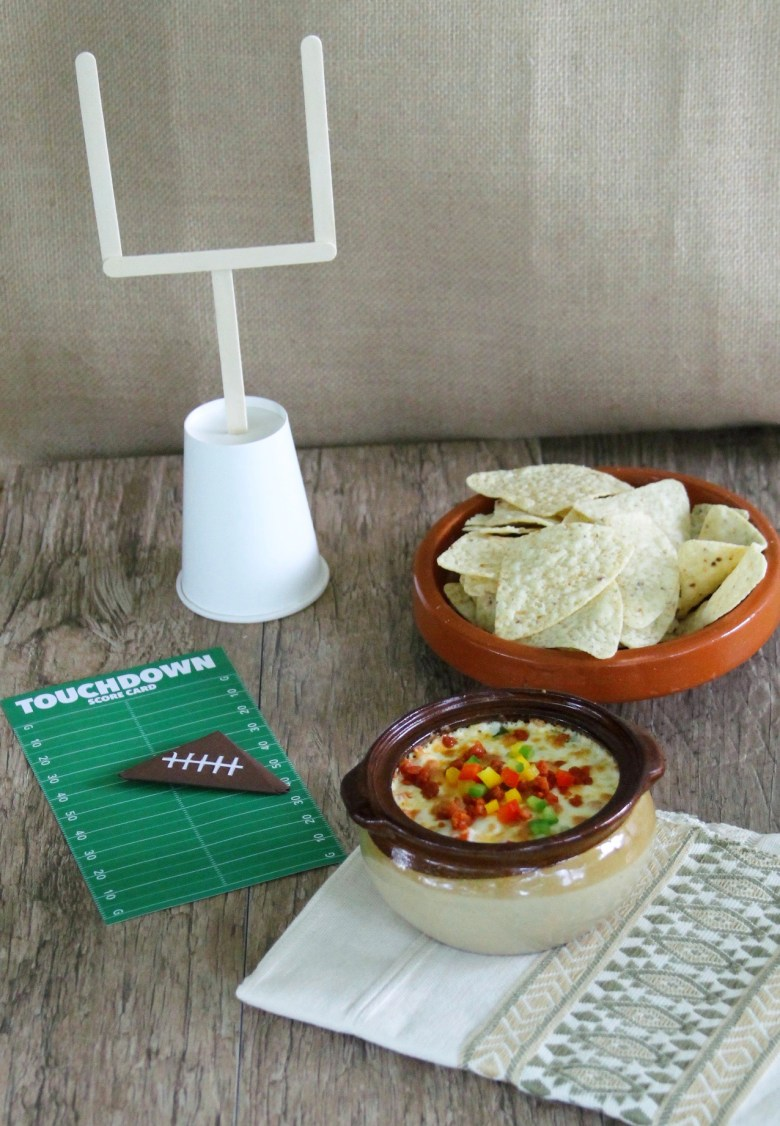 Chorizo And Chipotle Baked Queso Dip Recipe