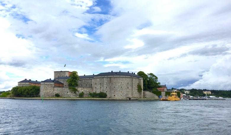 The Citadel Vaxholm Fortress Museum