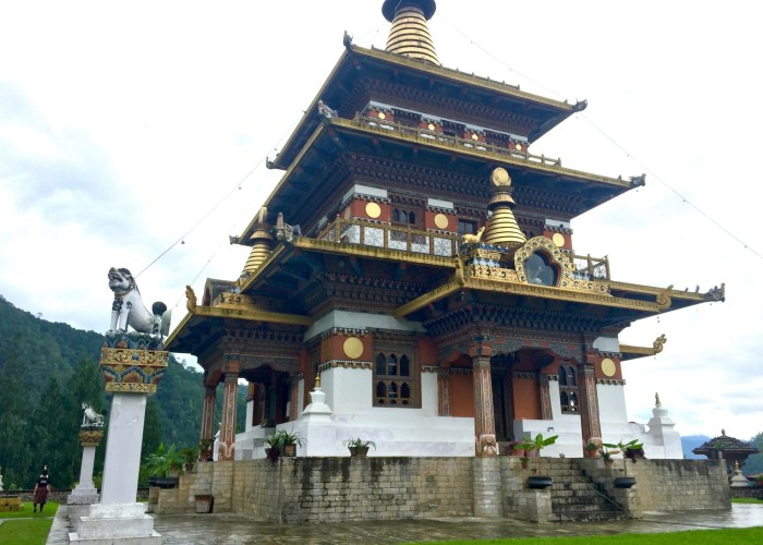 5 Reasons Why You Will Fall In Love With Bhutan