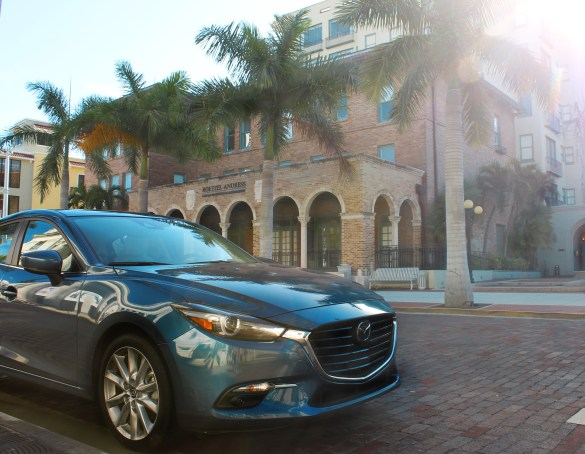 About 2017 Mazda3 s Grand Touring 5-door