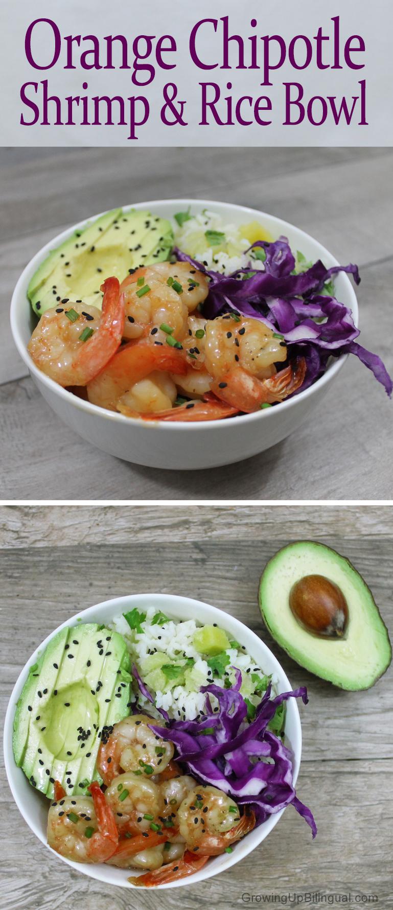 Shrimp bowl for pinteres