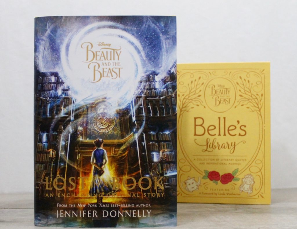 Beauty And The Beast Lost In A Book Win A Collection Of