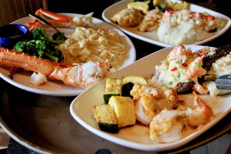 Red Lobster Crabfest