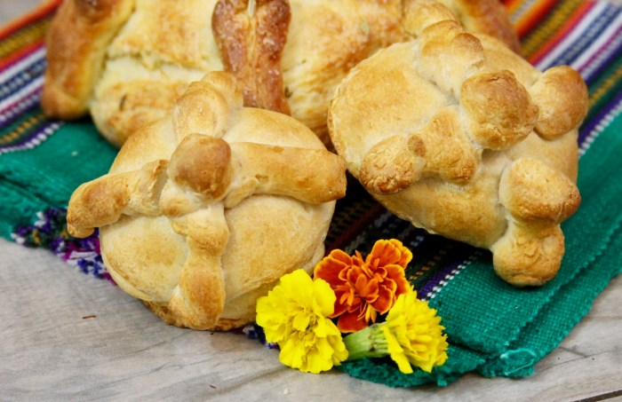 Pan de Muerto for Day of the Dead Celebration