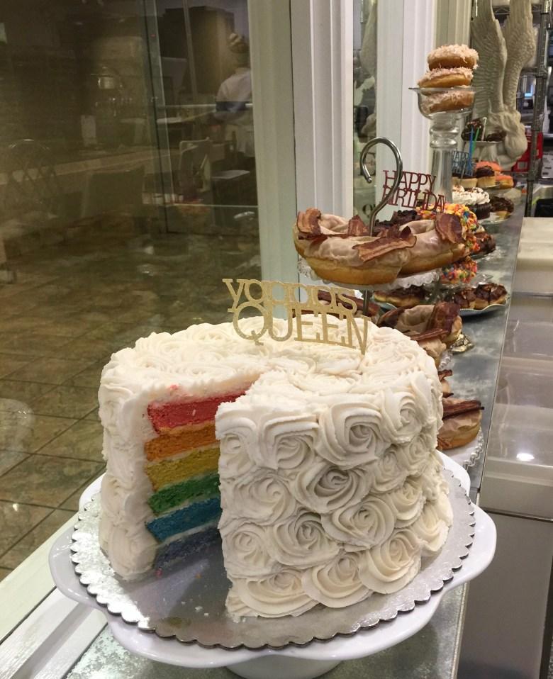 Angel Food bakery in Minneapolis