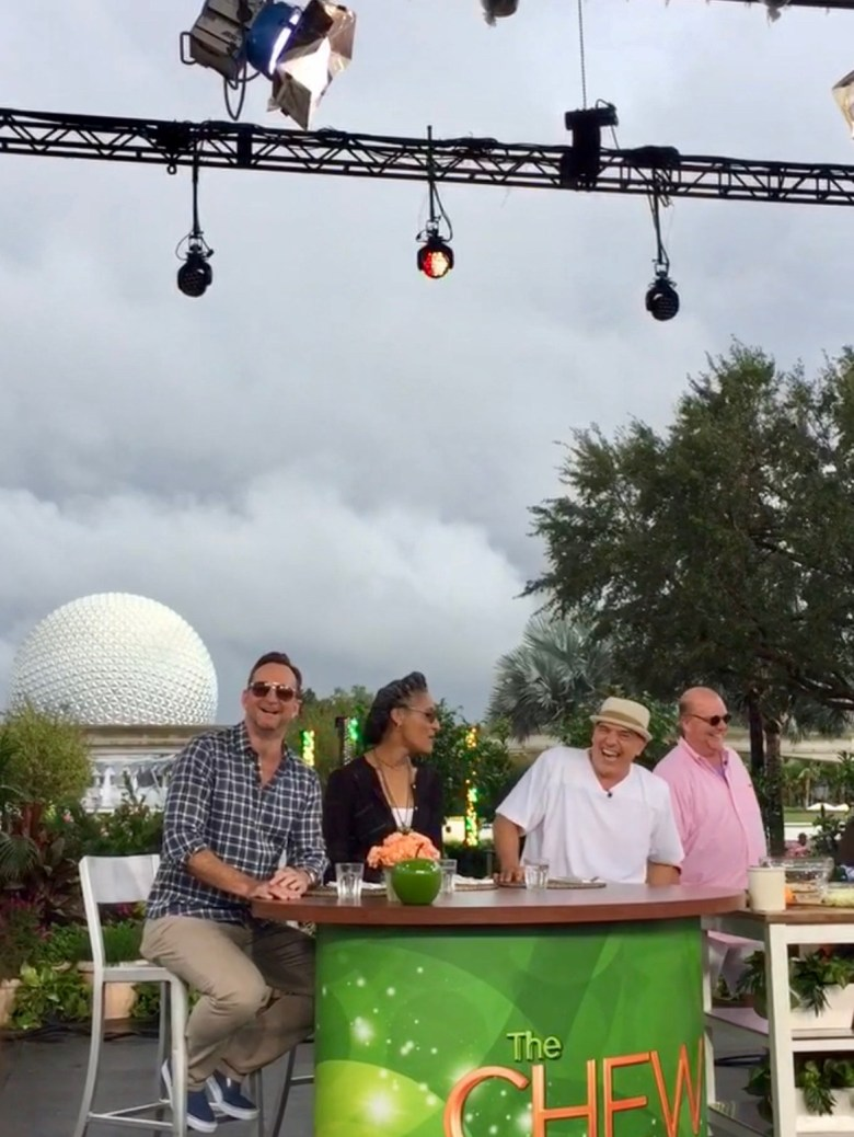 Watch The Chew Episodes At Epcot\'s International Food & Wine ...
