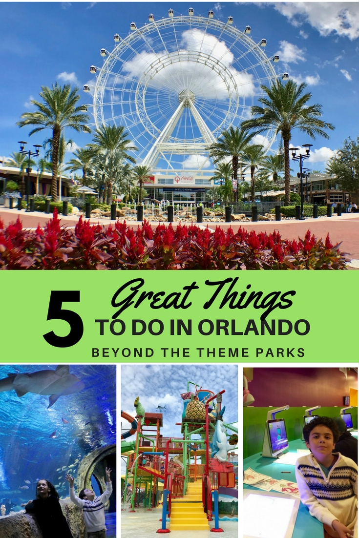 5 great things to do in Orlando beyond the theme parks