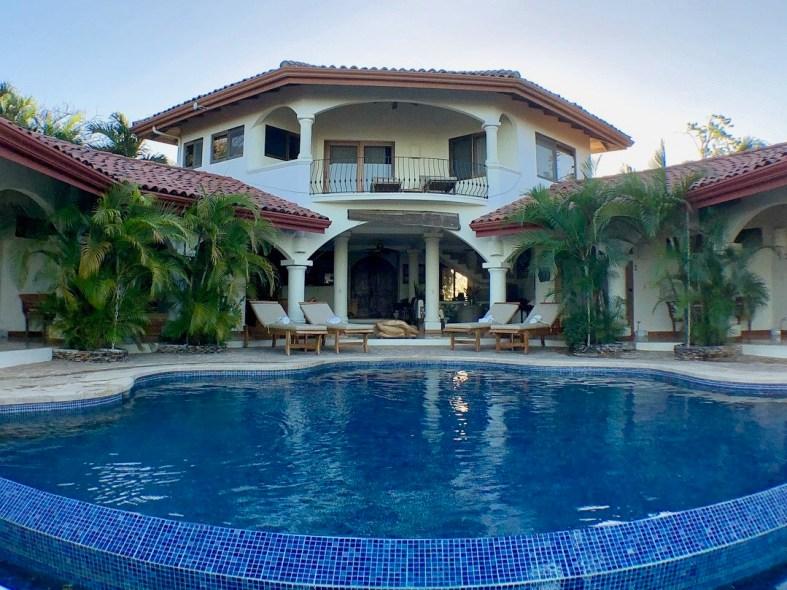 Altos de Eros luxury boutique hotel in Costa Rica