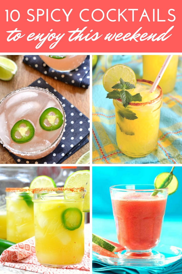 10 spicy and delicious cocktails