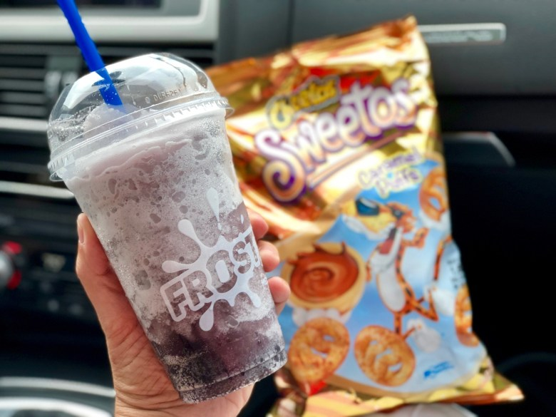 Cheetos Sweetos and Froster