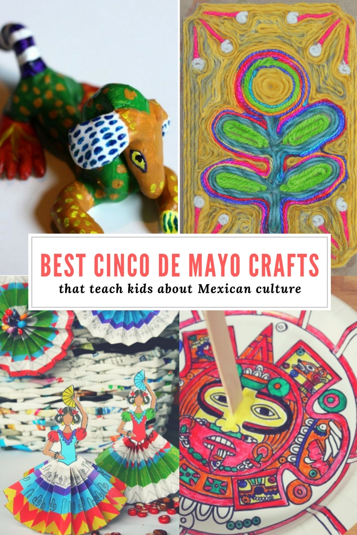 Best Cinco De Mayo Crafts to Teach Kids About Mexican Culture and Traditions