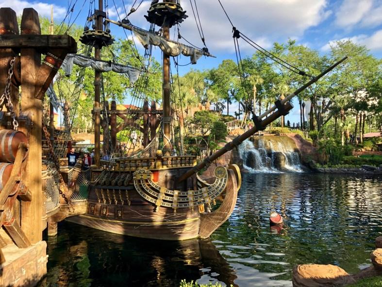 Pirate's Cove Minigolf Orlando
