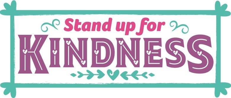 Nella Stand Up For Kindness Badge Printable