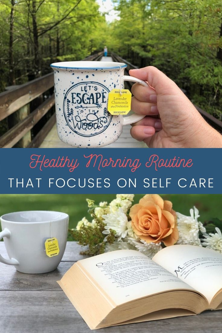 Healthy Morning Routine That Focuses on Self Care