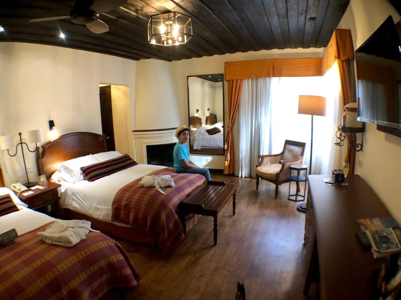 The Best Hotel For Families in Antigua Guatemala