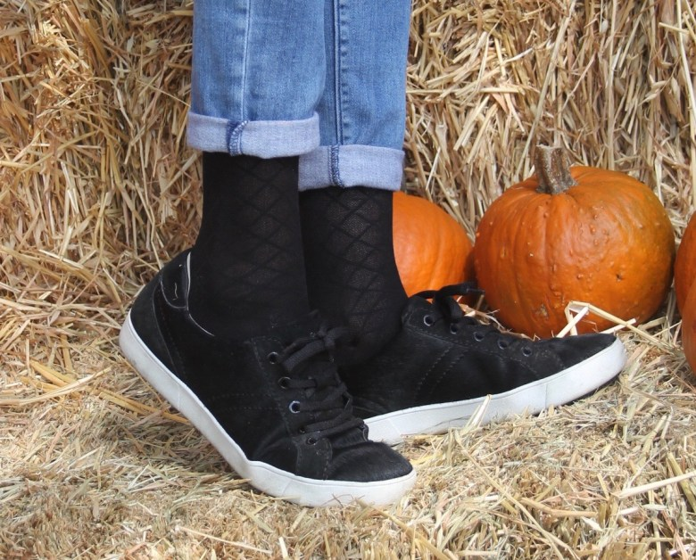 How to Use Socks as a Versatile Fall Accessory