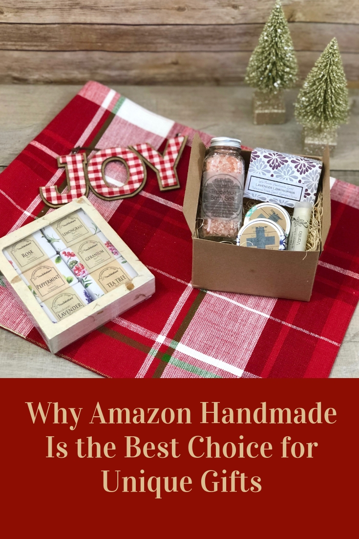 Why Amazon Handmade Gifts Are Perfect For Everyone On Your List
