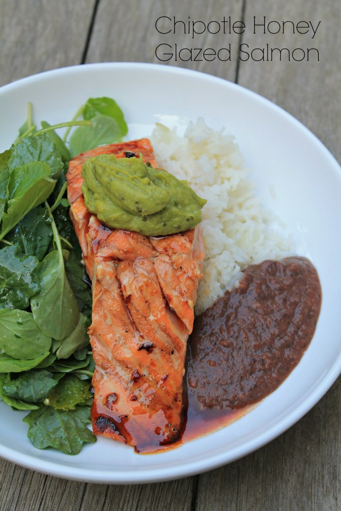 Chipotle Honey Glazed Salmon and other spicy recipe ideas to spice up your Valentine's Day